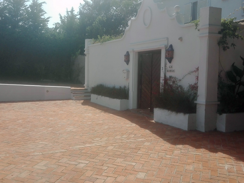 Driveway cleaning services Costa del Sol