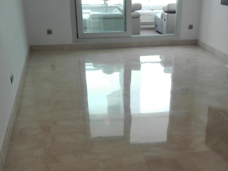 Marble floor polishing services Costa del Sol