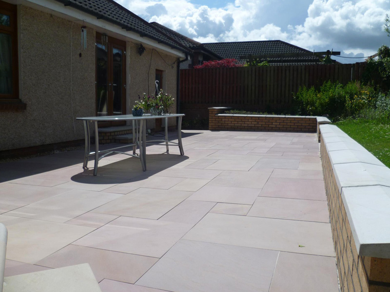 Patio cleaning services in southern Spain