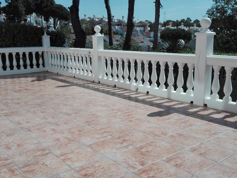 Patio cleaning services Costa del Sol